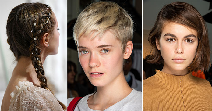 The top haircuts, hairstyles and colors of the season in 2020