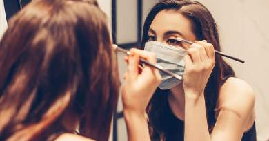 Makeup and protection mask: Makeup tips for the season of the Coronavirus