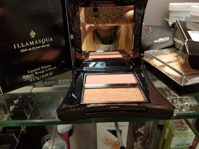 Illamasqua TK Maxx blush blog cheap