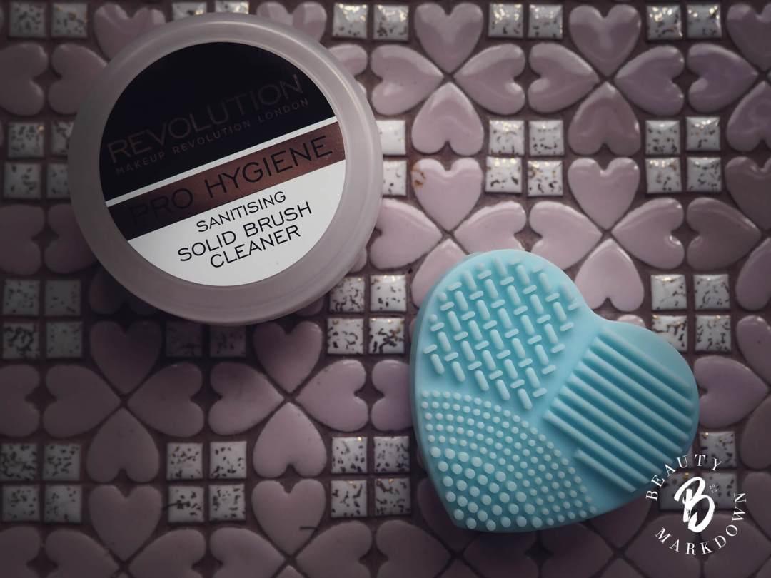 makeup revolution brush cleanser blog