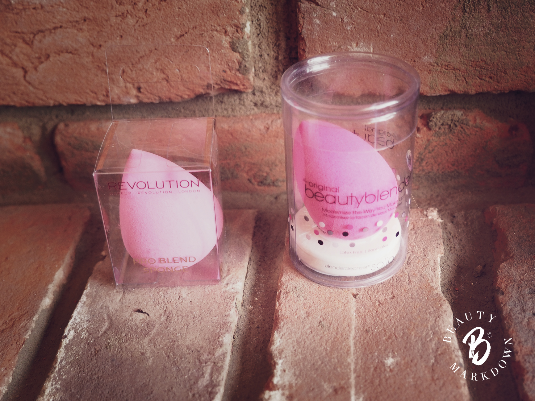 Makeup Revolution beautyblender