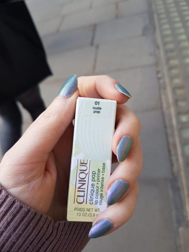 Clinique pop lipstick