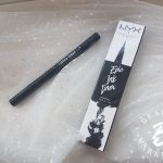 NYX Epic Ink – is it a dupe for Kat von D's Tattoo Liner?