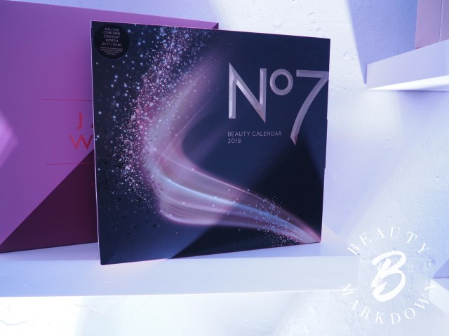 No7 advent calendar 2018 Boots
