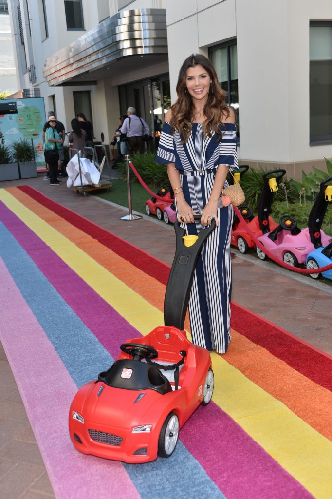 attends Step2 & Favored.by Present The 5th Annual Red Carpet Safety Awareness Event on September 24, 2016 in Culver City, California.