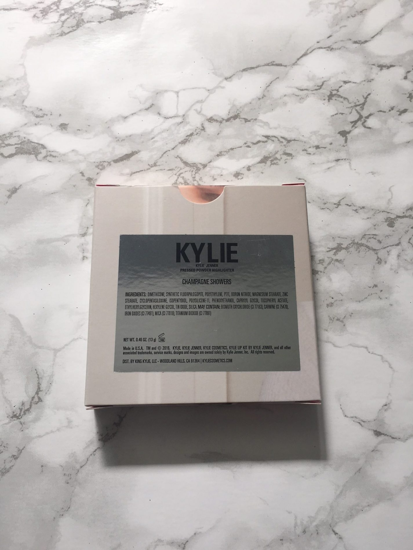 Kylie Cosmetics Birthday Collection 2018 | Review 3