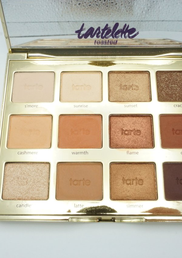 Tarte Cosmetics Tartelette Toasted Palette | Review