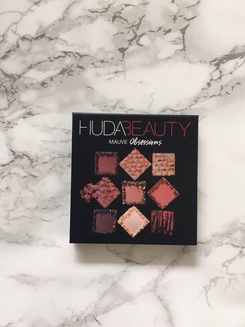 Huda Beauty Highlighter Palette & Eyeshadow Palette | Review 7