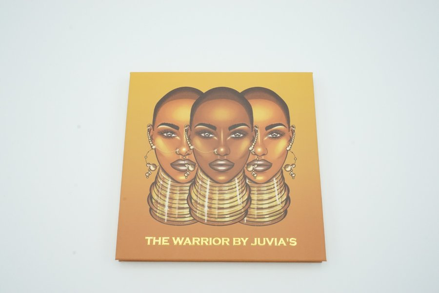 Juvia's Place The Warrior Palette | Review 1