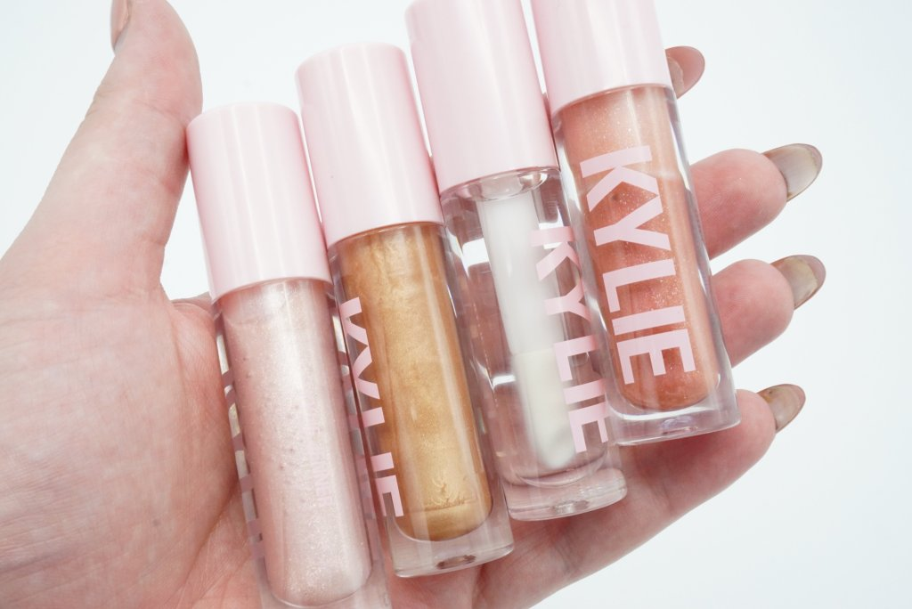 All Kylie Cosmetics High Glosses | Review & Swatches