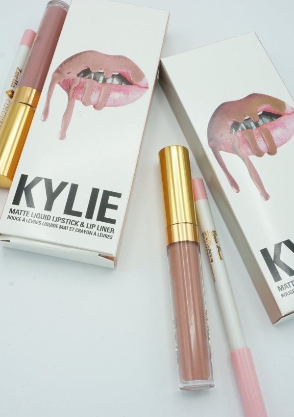 Kylie Cosmetics vs Colourpop Lip Kits | Beauty Battle