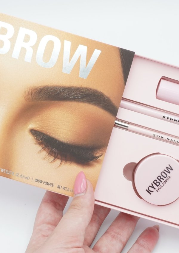 Kylie Cosmetics Kybrow Products | Review