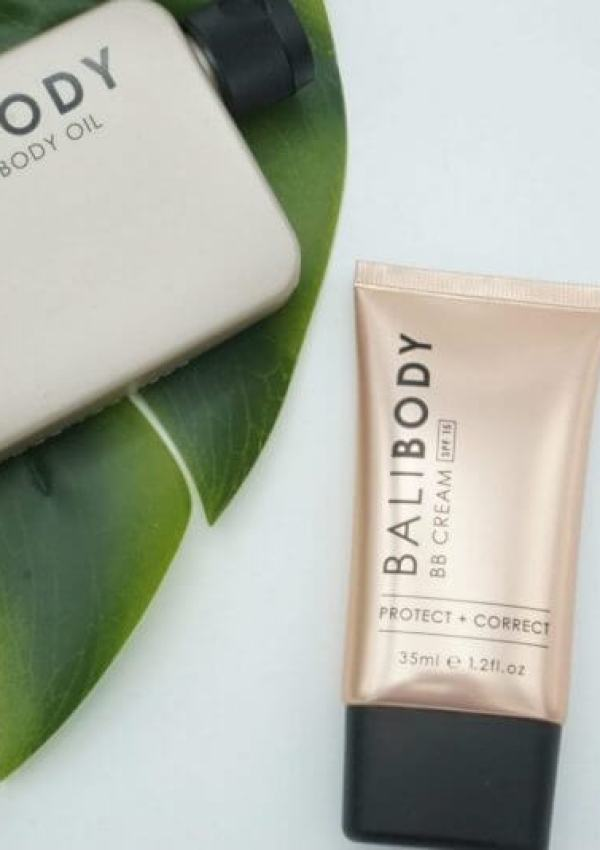 Bali Body BB Cream and Shimmering Body Oil | Review