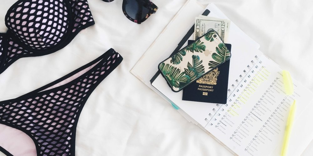 What's In My Travel Bag   Turkey 2019 Inspiration