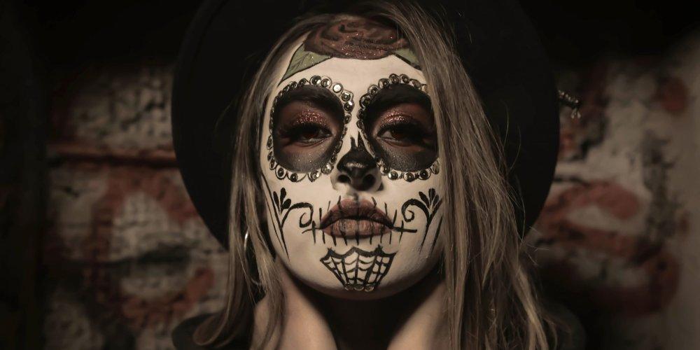 5 Easy Halloween Makeup Ideas