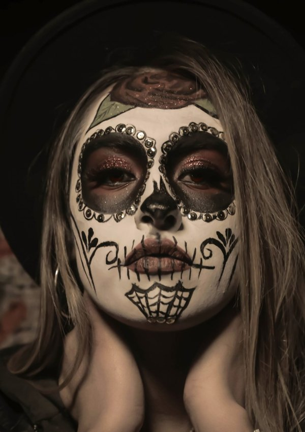 5 Easy Halloween Makeup Ideas