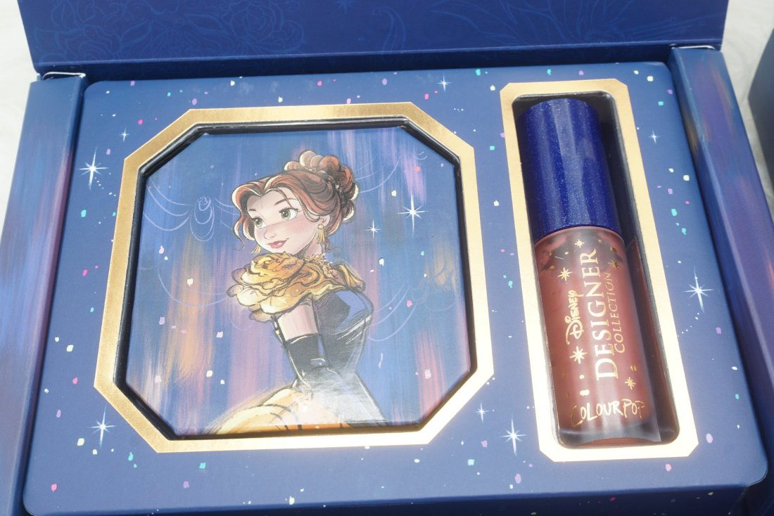 Colourpop x Disney Midnight Masquerade Collection | Review & Swatches
