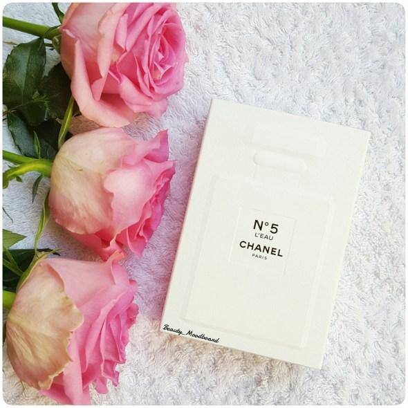 Nouveauté parfum Chanel à la rose