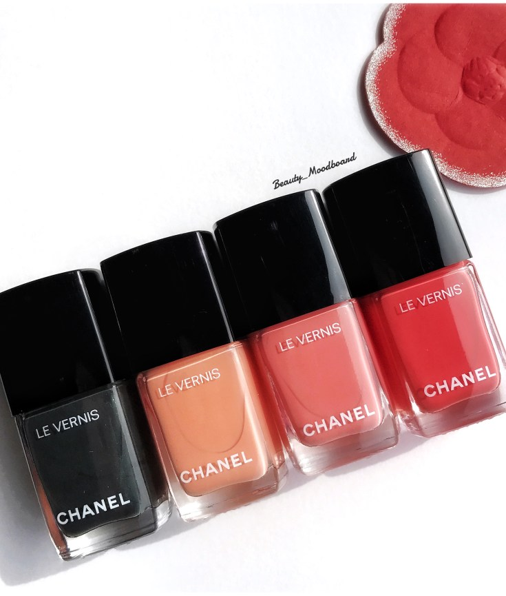 Chanel Le Vernis Collection Cruise 2017