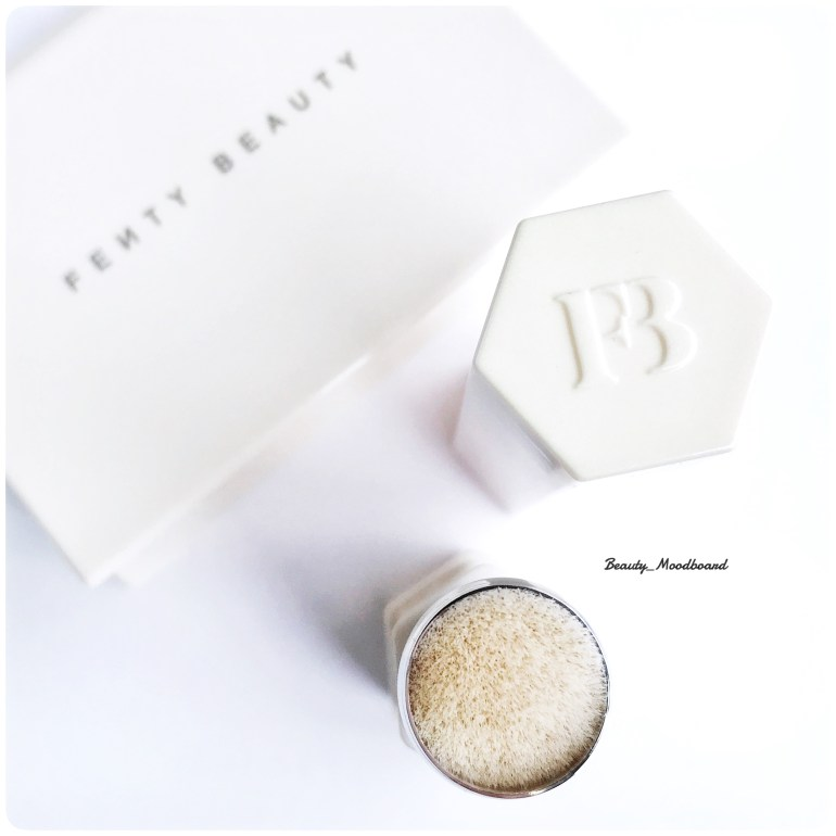 Portable Touch Up Brush Pinceau Retouches Portable Fenty Beauty By Rihanna