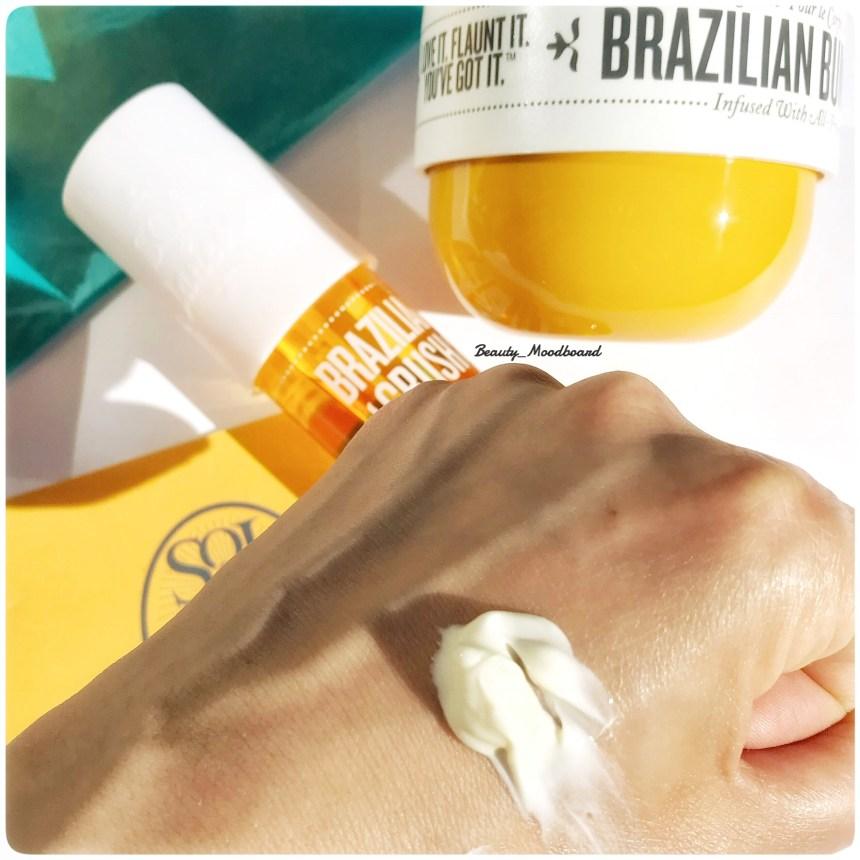 Texture Sol De Janeiro Bum Bum Cream