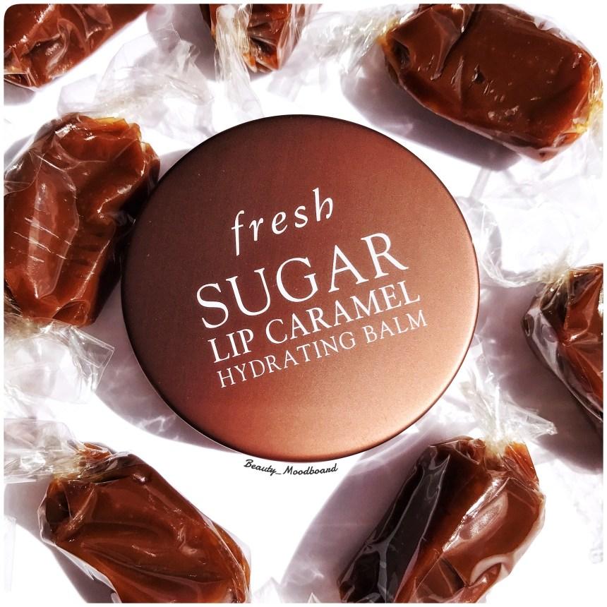 Fresh Sugar Lip Caramel Hydrating Balm baume lèvres