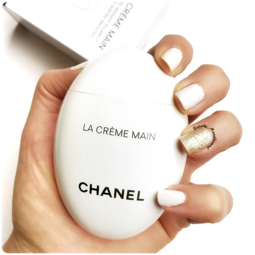 Chanel La crème main packaging