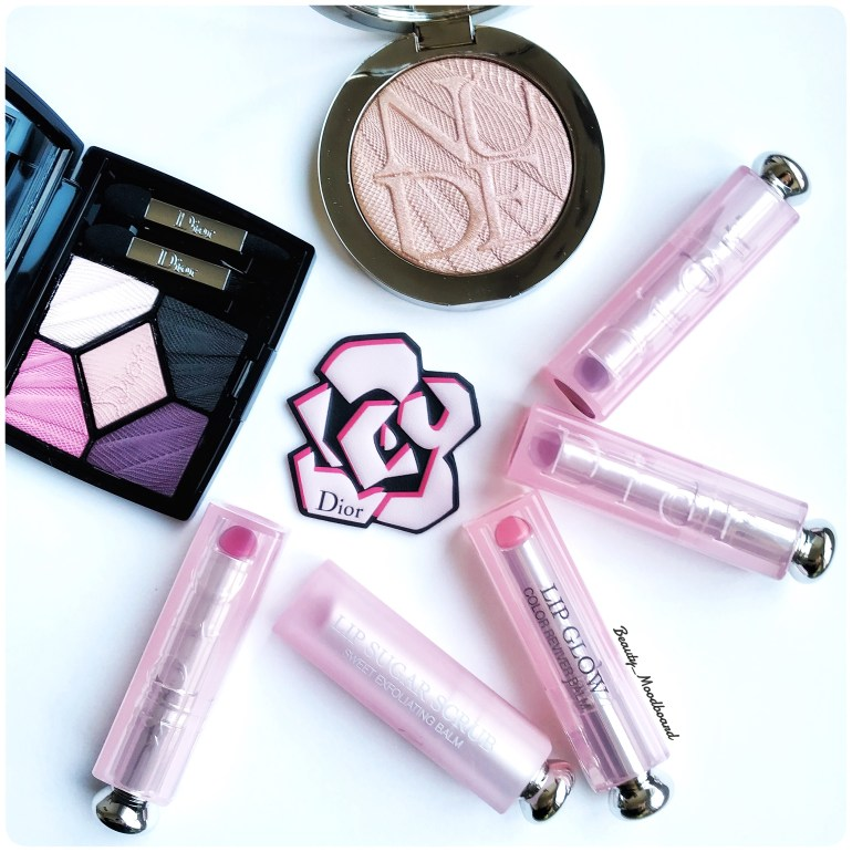 Dior Backstage Lip Glow Addict Look Printemps 2018