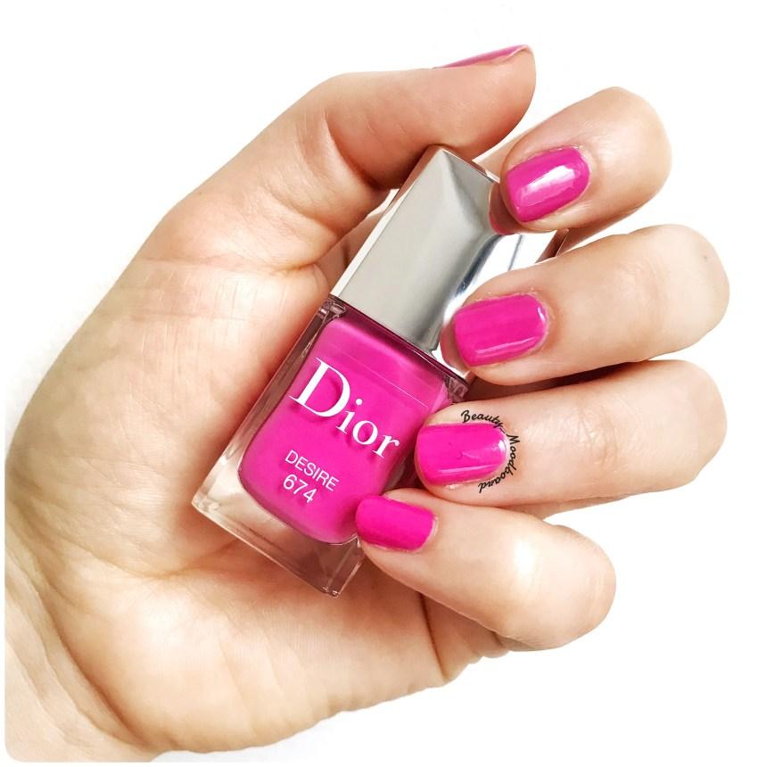 Swatch Dior Desire 674