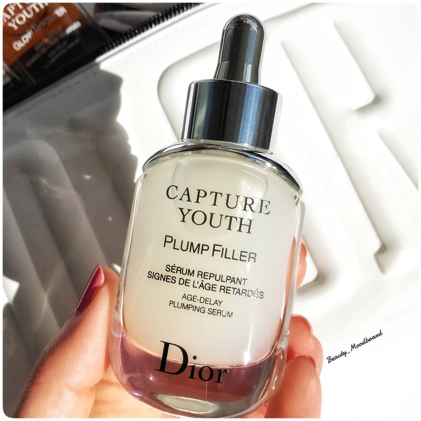 Capture Youth Dior Serum Plump Filler Repulpant signes de l'âge retardés