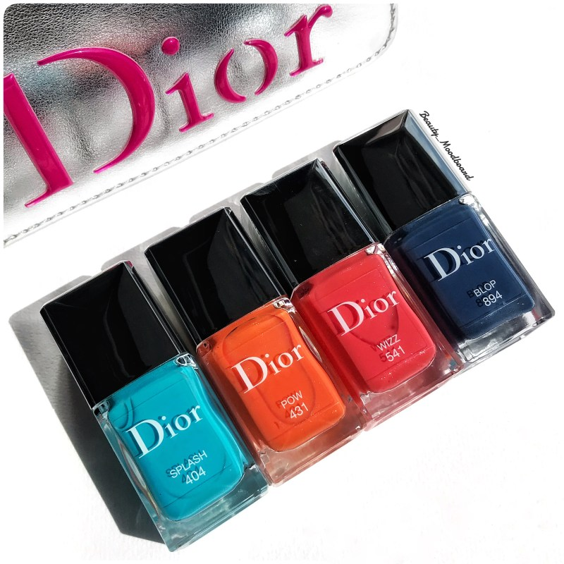 Dior Vernis Cool Wave