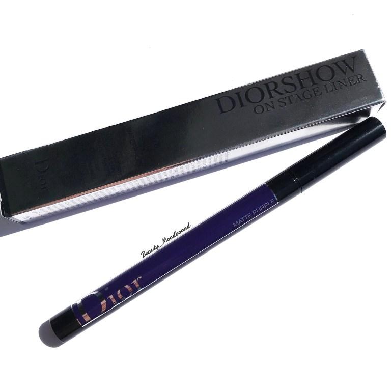 Dior Eyeliner Matte Purple