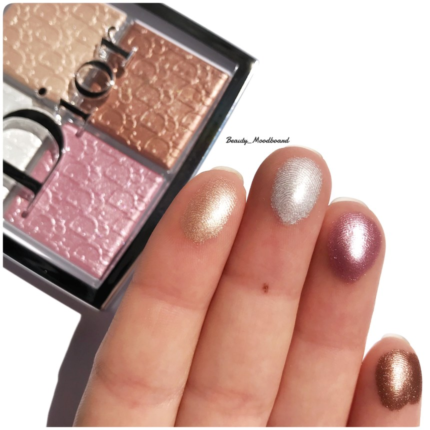 Swatch Glow Face Palette 001