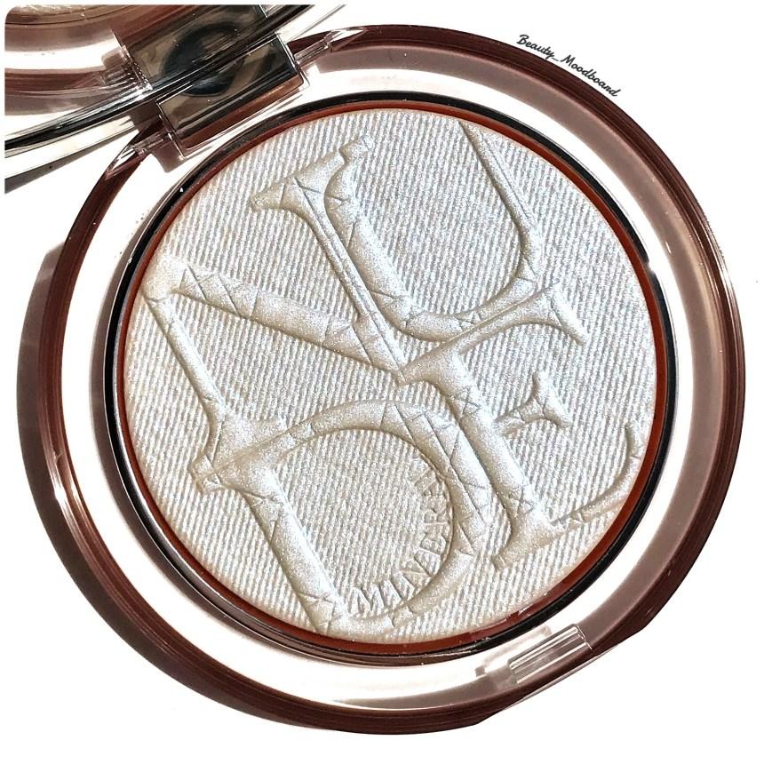 Détails du nouvel illuminateur Dior Makeup Dioskin Nude Luminizer 006