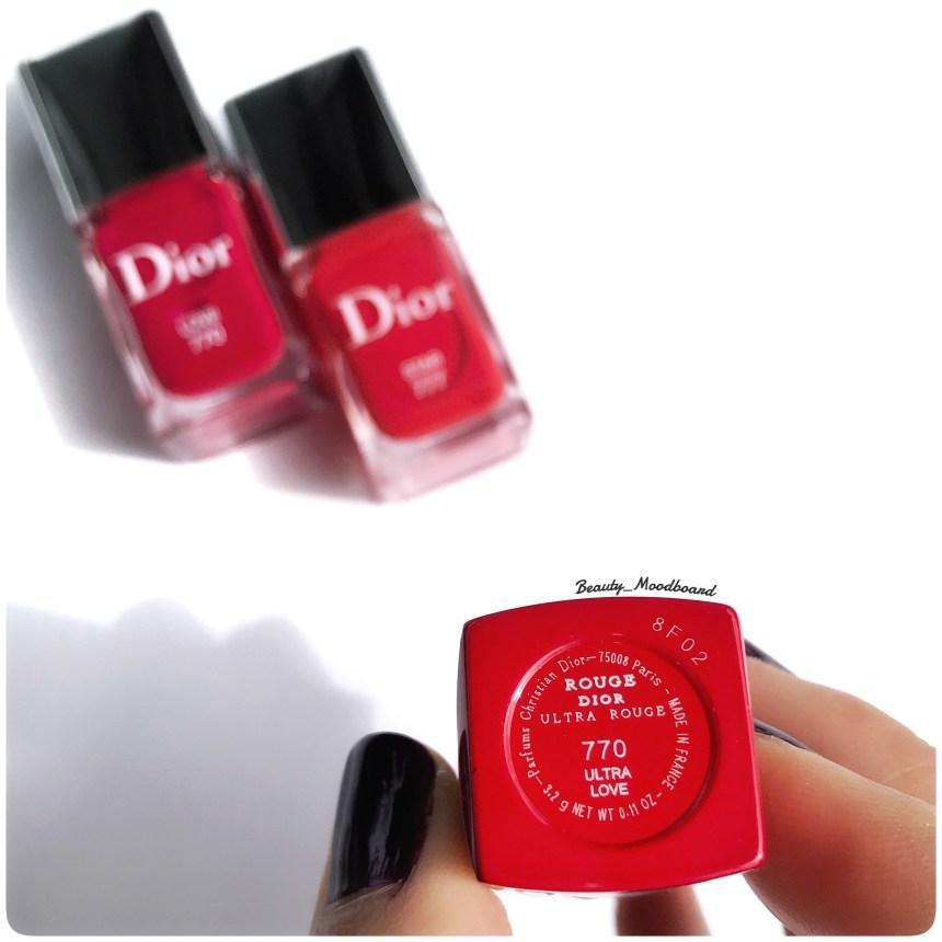 Détail bas lipstick Dior