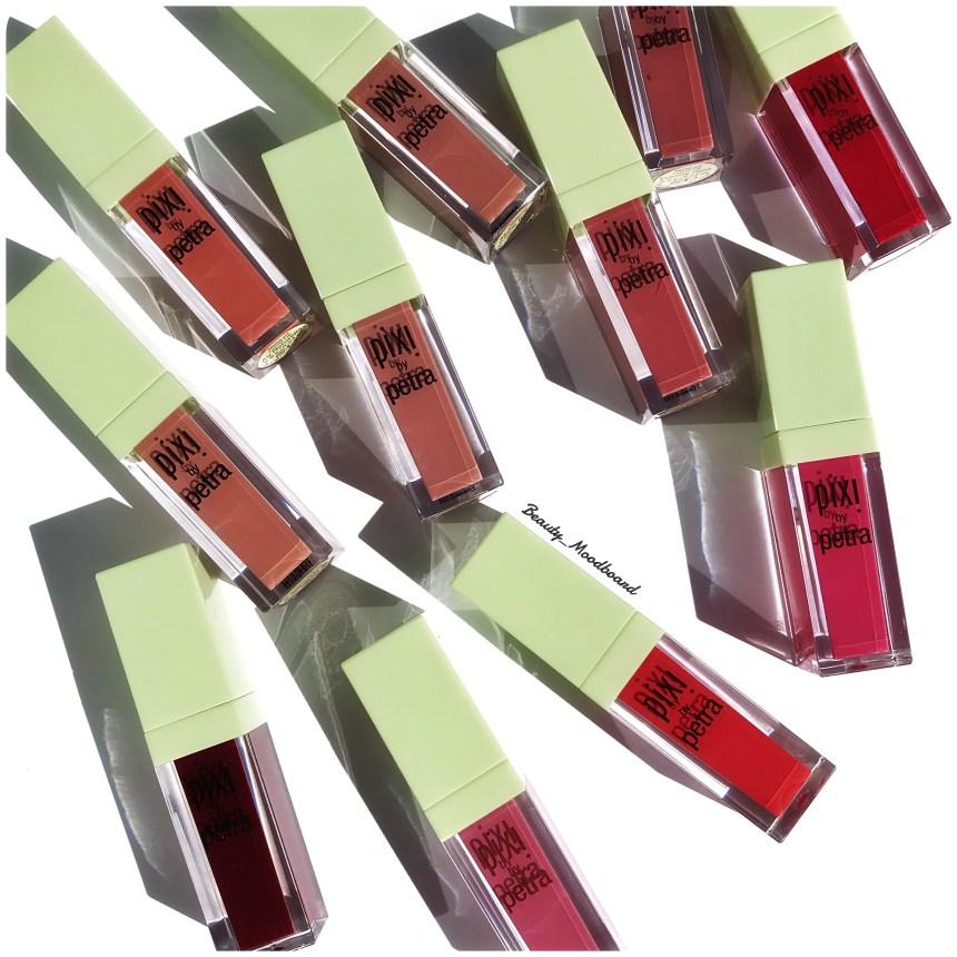 Collection Pixi MatteLast Liquid Lip