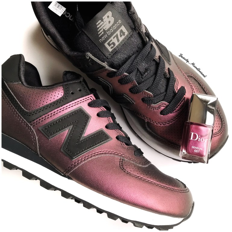 Sensual 687 et sneakers New Balance