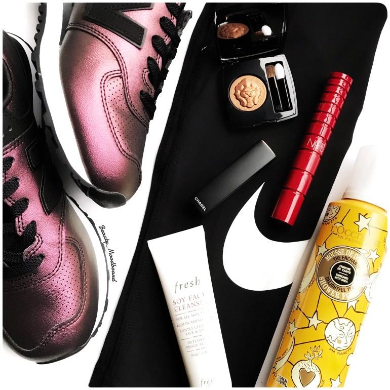 Porte monnaie Le Tanneur Sans Couture Edition Spéciale 120 ans rouge-à-lèvres Nars Gloss Full Vinyl Abruzzo Sneakers New Balance WL574 Noir