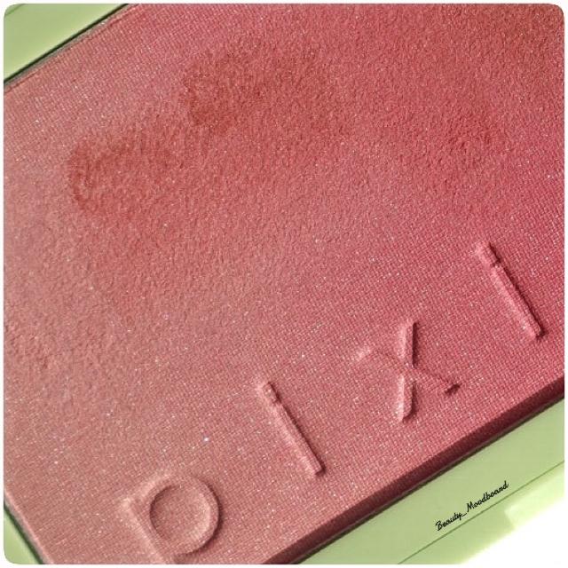 Texture PixiGlow Cake PinkChampagne Glow