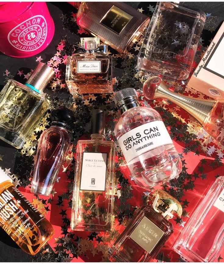 12 parfums d'exception pour fêter le nouvel an chinois 2019
