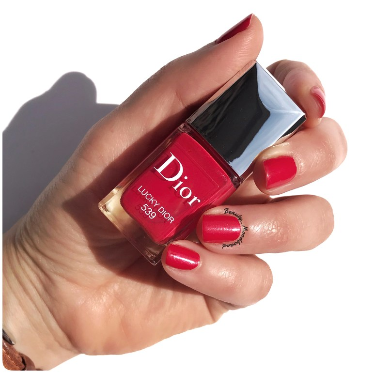 Lucky Dior 539 collection Stellar Shine