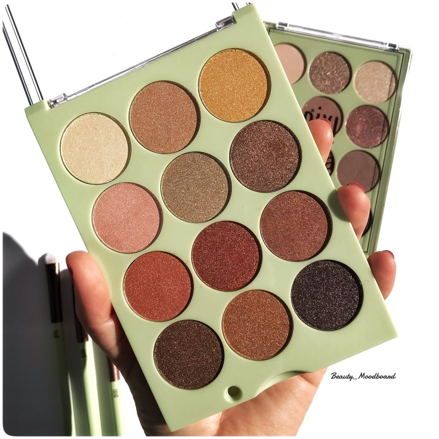 Pixi Beauty Eye Reflections Shadow Palette Reflex Light