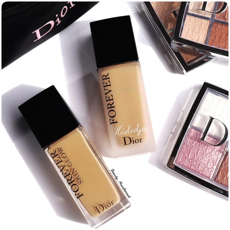Deux nouveautés fond de teint Dior du printemps texture fluide