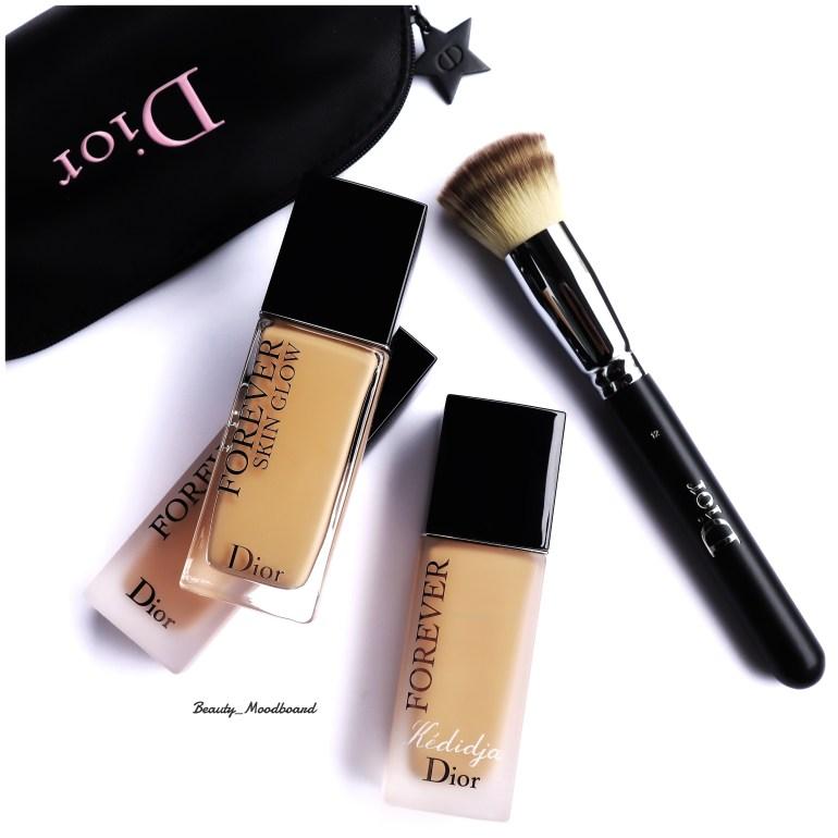 Dior Forever ou Dior Forever Skin Glow deux nouveautés fonds de teint Dior