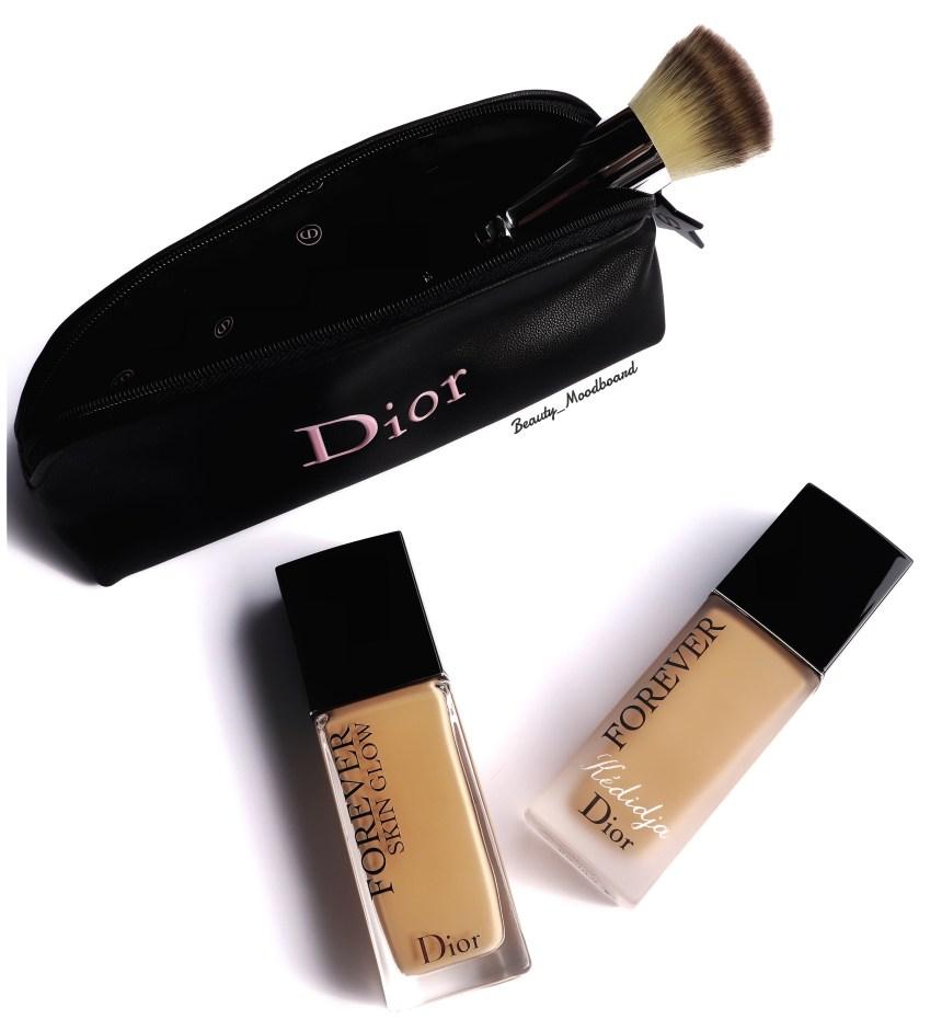 Flacon fond de teint personnalisé Dior avec gravure du prénom