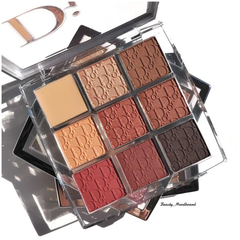 Dior Backstage Eye Palette Amber Neutrals 003