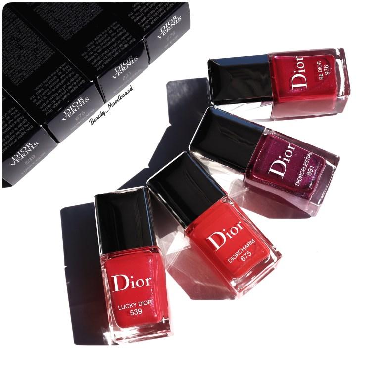 Dior Vernis Stellar Collection
