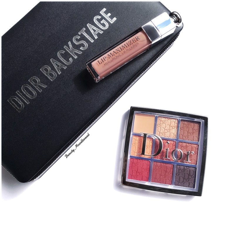 Dior Backstage Eye Palette Amber Neutrals 003