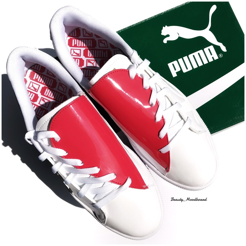Baskets Puma Crush White Hibiscus Beauty HorosKope avril 2019 Bélier