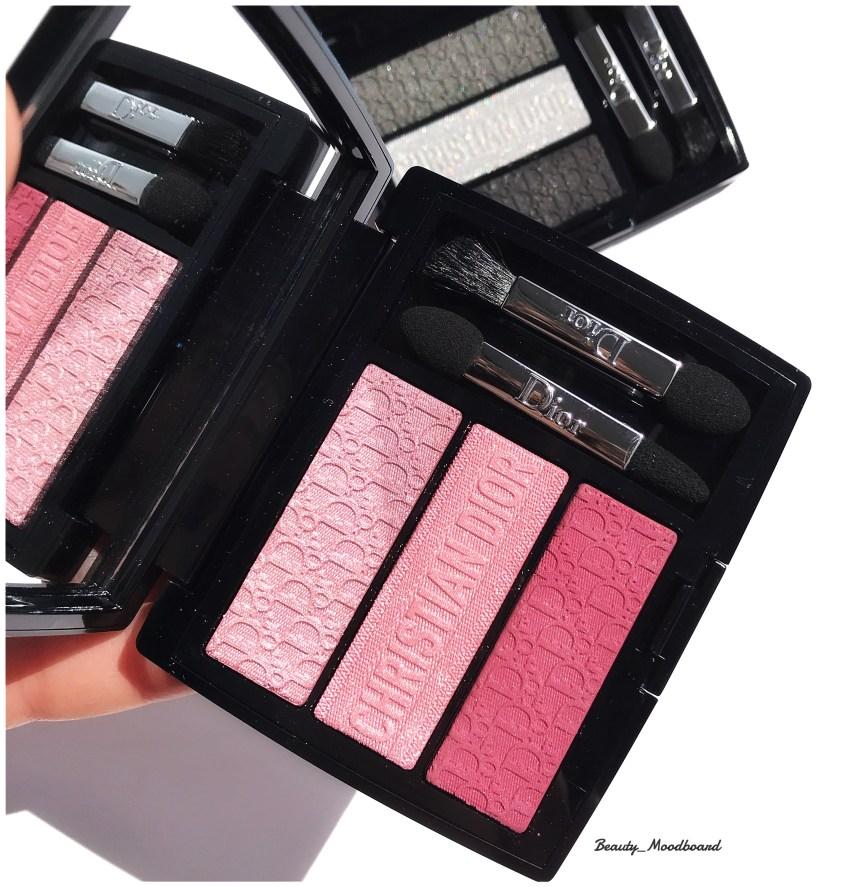 Dior 3 Couleurs Tri(O)blique Rosy Canvas 853